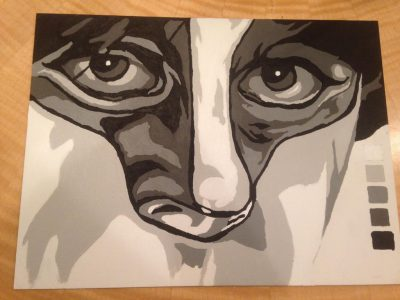 Eric Carr the fox art by kittiv
