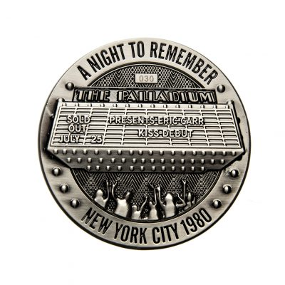 Silver Collectible Coin