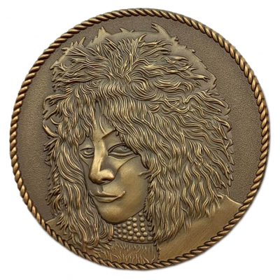Bronze Collectible Coin
