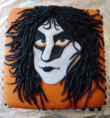 Eric Carr Cake