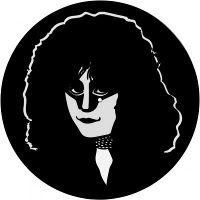 Full Face Cotn Vinyl Record
