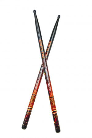 """Eric Carr signature """"The Elder"""" Sticks"""