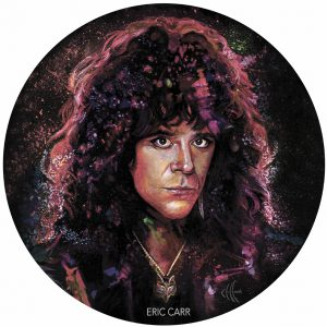 Eric Carr Art Painting