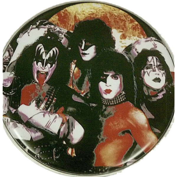 Eric Carr Kiss band members