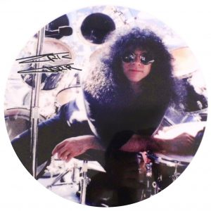 Eric Carr On Stage