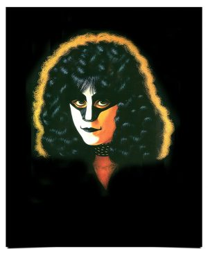 Eric Carr lithograph #1