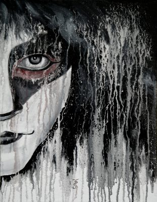 Eric Carr Painting