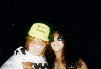 Eric Carr with VicRaleyHarrisburg