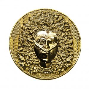 Gold Collectible Coin