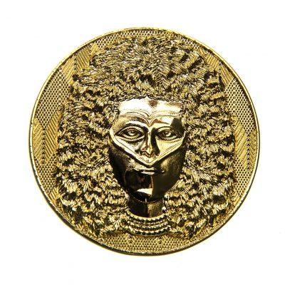 Gold Collectible Coin