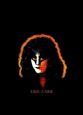 Eric Carr litho.