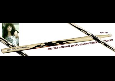 """Eric Carr Signature Sticks """"Goth"""""""