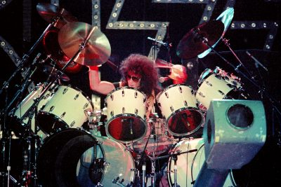 Eric Carr Live on Stage
